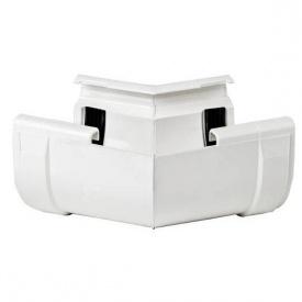 Кут внутрішній Profil W 135° 90 мм білий