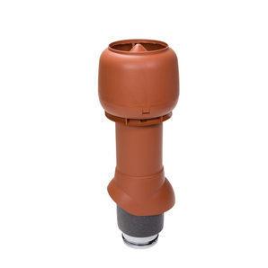 Вентиляционный выход VILPE 125/ИЗ/500 125х500 мм кирпичный