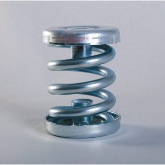 Сталевий пружинний віброізолятор Isotop SD 2
