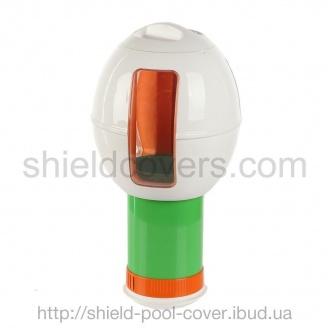 Поплавок-дозатор для басейну