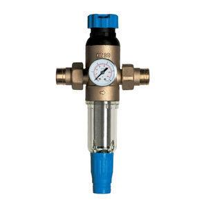Промывной фильтр с регулятором давления Ecosoft F-M-S1/2CW-R