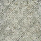 Керамическая плитка декор Cersanit EGZO СЕРЫЙ 45х45 см