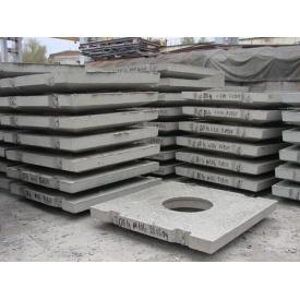 Крышка для колодца квадратная ПП 10-2 1200х1200х150 мм