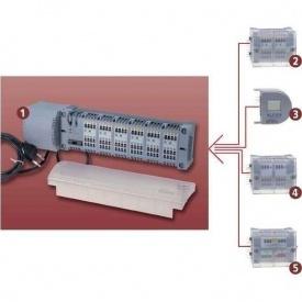 Модульный центральный узел KERMI x-net 230 В 50/60 Гц