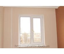 Обробка укосів на вікнах