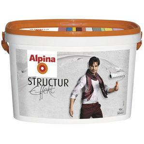 Фарба Alpina Structur Effekt 10 л