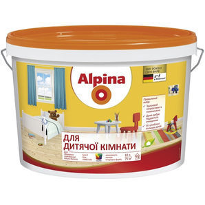 Краска Alpina детская комната 10 л
