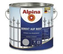 Эмаль Alpina Direkt auf Rost 0,75 л