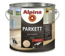 Лак Alpina Parkett 0,75 л