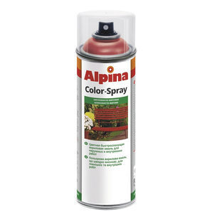 Аэрозоль Alpina Color-Spray 0,4 л