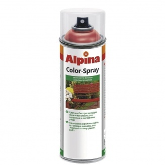 Аэрозоль Alpina Color-Spray 0,4 л