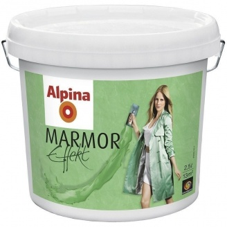 Шпатлевка Alpina Marmor Effekt 2,5 л