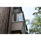 Винос балкона в хрущовці
