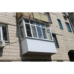 Балкон под ключ в сталинке цена ск комфорт ibud.ua.