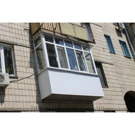 Балкон під ключ в сталінці