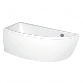 Ванна асиметрична з кріпленням ліва Cersanit NANO 140х75 см (S301-062)