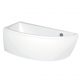Ванна ассиметричная с креплением левая Cersanit NANO 150х75 см (S301-064)