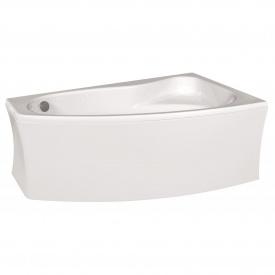 Ванна асиметрична з кріпленням права Cersanit SICILIA 160х100 см (S301-037)