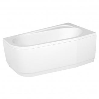 Ванна асиметрична з кріпленням права Cersanit ARIZA 140х85 см (S301-059)