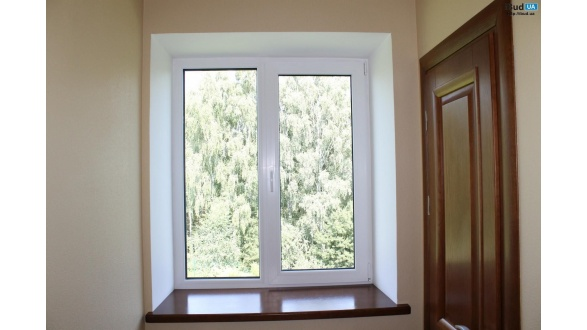 Откосы на окна и балконный блок