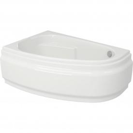 Ванна асиметрична з кріпленням ліва Cersanit JOANNA 150х95 см (S301-007)