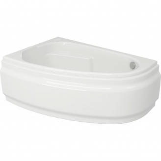 Ванна ассиметричная с креплением левая Cersanit JOANNA 150х95 см (S301-007)
