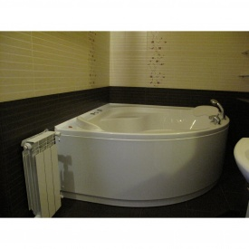 Установка ванни у будинку