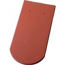 Рядовая черепица Koramic Biber Карповка (Langenzenn) Ангоба клинкера-красная