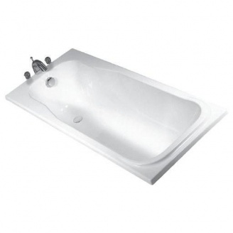Ванна прямоугольная KOLO AQUALINO без ножек 150х70 см