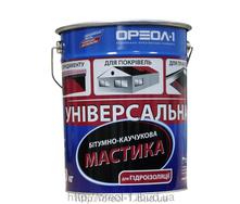 Мастика гидроизоляционная битумно-каучуковая Ореол-1 200 кг