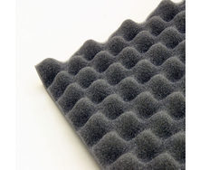 Декоративна акустична плита Mappysil 350 Wave 1000x500x30 мм