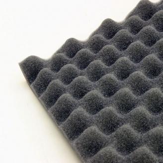 Декоративная акустическая плита Mappysil 350 Wave 1000x500x30 мм