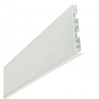 Лобова планка Nicoll BELRIV 21 см 4 м біла