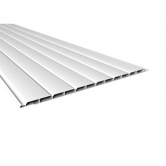 Стельова панель Nicoll BELRIV 30 см 4 м біла