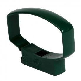 Кронштейн труби Nicoll 28 OVATION зелений