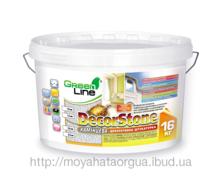 Декоративная штукатурка DecorStone Камешковая 10 л