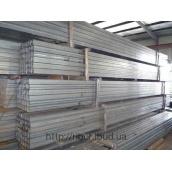 Труба квадратная стальная профильная 50х50х3 мм 6 м