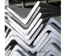 Уголок стальной равнополочный 50х50х5 мм