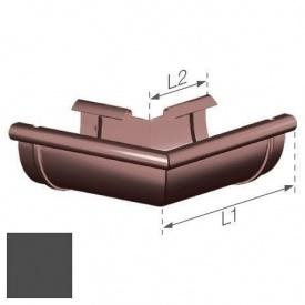 Зовнішній кут Gamrat 125 мм графітовий