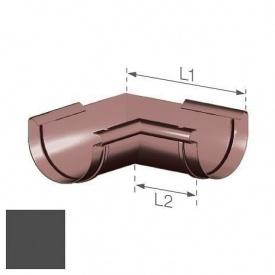Внутрішній кут Gamrat 100 мм графітовий