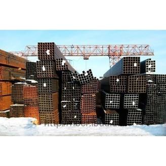 Труба сталева профільна 40х20х2 мм 6,06 м