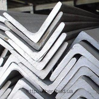 Куточок сталевий рівнополочний 50х50х5 мм