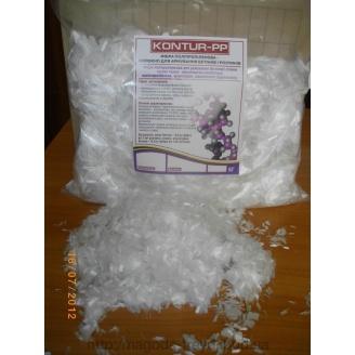 Фібра поліпропіленова для сухих сумішей