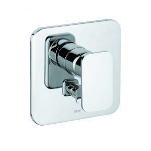 Вбудовується змішувач для ванни та душу KLUDI ESPRIT хром (566500540)