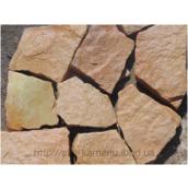 Каміньтротуарний кварцито-піщаник 5-8 см рожевий