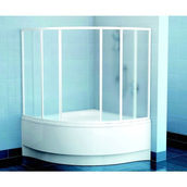 Раздвижные двери для ванн RAVAK VDKP4 134х150 см (4DAPG10041)