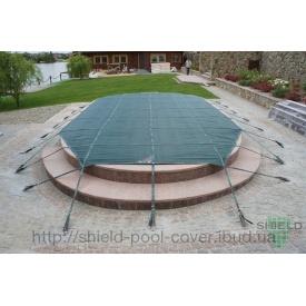 Защитный тент на бетонный бассейн Shield