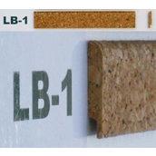 Корковий фінішний профіль з фаскою LB1 3х90 см (19951)