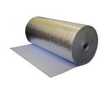 Подкладка под ламинат металлизированная 10 мм 1х50 м (3084)