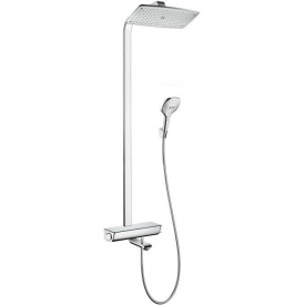 Душевая система Hansgrohe Raindance Select Е 360 Showerpipe 360х190 мм хром (27113000)